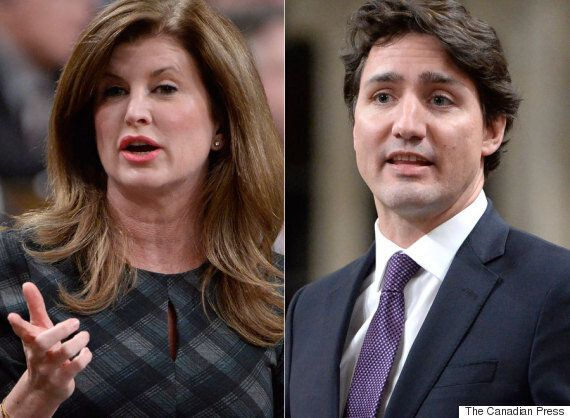 Les «push-ups» de Justin Trudeau font jaser pendant la période de questions à Ottawa