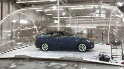 Tesla assure que son filtre anti-armes biologiques fonctionne