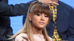 Ariana Grande commente l'attentat à Manchester survenu après son