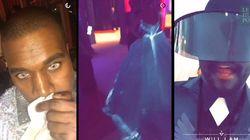 Les stars s'amusent sur Snapchat en coulisses du Met gala 2016