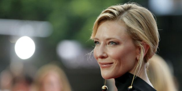 SYDNEY, AUSTRALIA - DECEMBER 09: Cate Blanchett arrives ahead of the 5th AACTA Awards Presented by Presto...