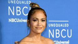 Jennifer Lopez partage un rare moment de tendresse avec son nouveau