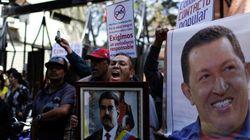 Venezuela: des manifestants incendient la maison d'enfance d'Hugo