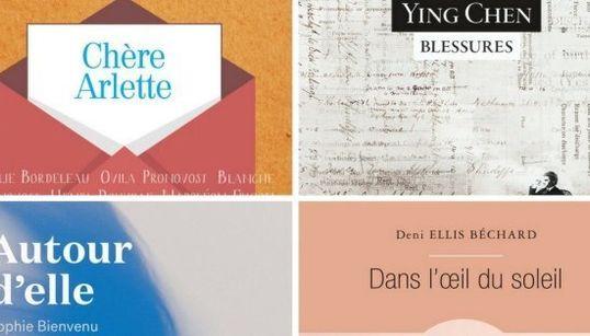 Les 50 livres québécois les plus attendus de