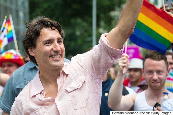 Un contraste saisissant entre le Justin des séances photos et le Trudeau de la politique