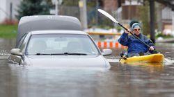 Inondations: l'armée se