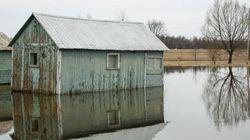 Lac Saint Jean: la menace des vagues se dissipe selon la sécurité