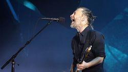 Radiohead efface le contenu de ses réseaux