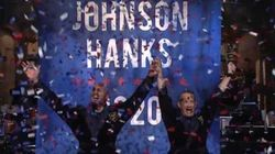 Et si «The Rock» et Tom Hanks se présentaient à la présidentielle