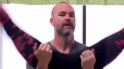 Moment très gênant (et odorant) en pleine répétition de «Dancing with the