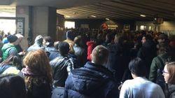 Bruxelles: le hall des départs de l'aéroport rouvre dans l'émotion