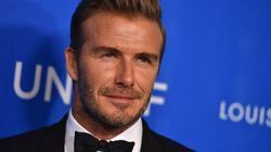 41 photos de David Beckham pour ses 41