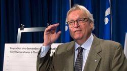 Transferts en santé: Gaétan Barrette critique vigoureusement le