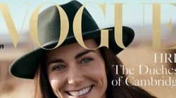 Kate Middleton prend la pose pour