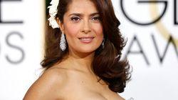 Festival de Cannes: Salma Hayek ne ressemble plus à
