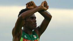 Le geste de ce marathonien à Rio pourrait lui coûter la vie