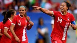 Le Canada vient à bout de l'Allemagne au soccer