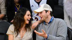 Mila Kunis et Ashton Kutcher affirment qu'ils sont des parents normaux