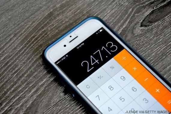 Cet astucieux truc sur la calculatrice du iPhone a surpris bien des gens
