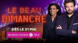«Le beau dimanche» à Radio-Canada: le «talk-show»