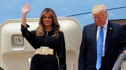 Melania et Ivanka Trump au centre de tous les regards en