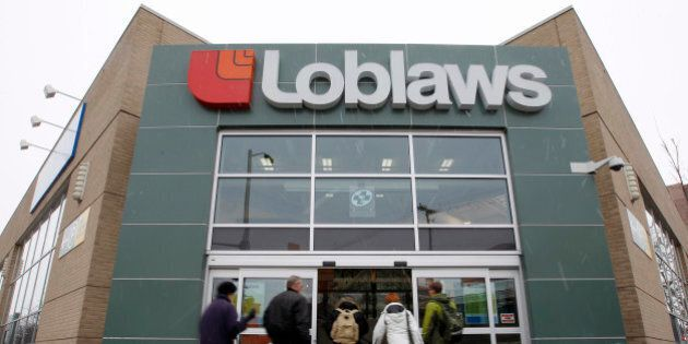 A Loblaws store is pictured in Ottawa February 24, 2011. Loblaw Cos Ltd, Canada's No. 1 grocer, said...