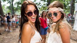 Styles de soirée: mode et musique à l'honneur au festival îleSoniq