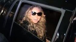 Mariah Carey dit (plus que) non à un artiste de rue qui lui demande de la monnaie