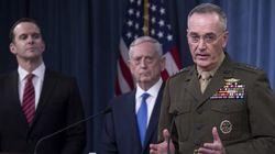 Washington aurait bombardé des forces « dirigées par l'Iran », selon le