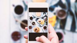 Comment Instagram atteint l'assiette des