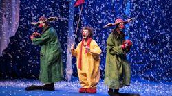 «Slava's SnowShow»: une magie toute