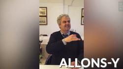 Apprenez à parler italien... avec les mains!
