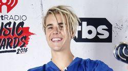 Justin Bieber ne ressemble (déjà) plus à