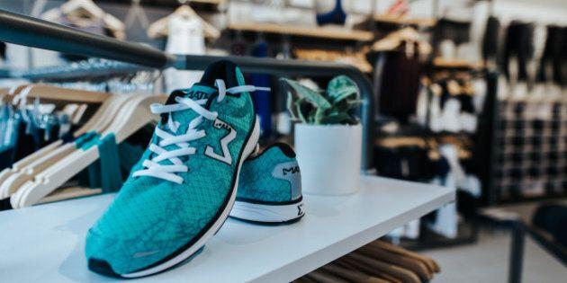 Lululemon ouvre une première boutique 100% course dans le Mile