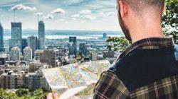 Montréal en voie d'être envahie par les