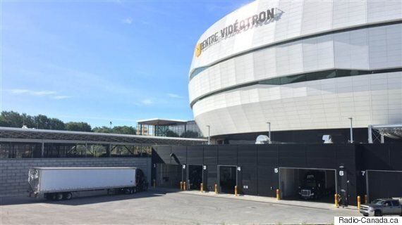 Céline Dion à Québec : les préparatifs en cours au Centre