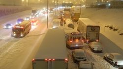 Cafouillage sur l'autoroute 13: le rapport blâme Transports Québec et la
