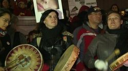 Des femmes autochtones continuent de réclamer une enquête