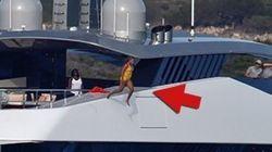 Avec ce plongeon, Beyoncé pourrait participer aux