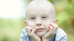 Les cancers chez les enfants ont augmenté de 13% en 20