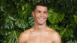 Cristiano Ronaldo a coupé ses