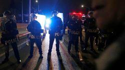 Une vingtaine de personnes sont arrêtées lors d'un rassemblement de Trump