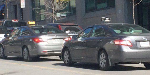 Taxis à Montréal: le service s'améliore, mais