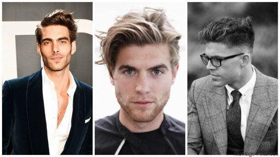 Les cinq plus grosses tendances cheveux pour hommes en