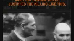 Une vidéo projetée dans une école compare l'avortement à