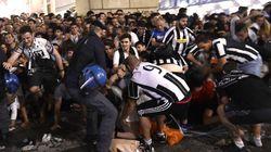 Un mouvement de panique à Turin fait plus de 1500