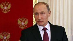 Syrie: Poutine prévoit d'autres attaques chimiques «faussement attribuées» à