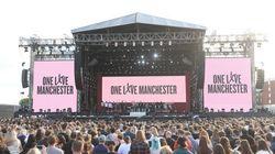 À Manchester, concert géant pour défier la