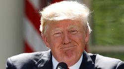 Changements climatiques: Trump y croit, malgré son retrait de l'accord de