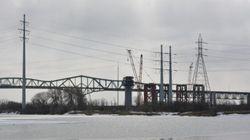 Nouveau pont Champlain: une grosse poursuite et des